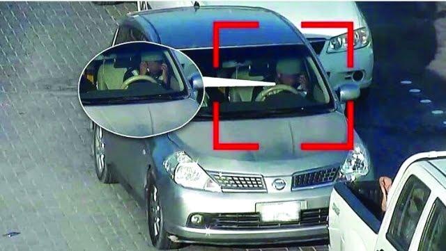 المرور كاميرات خاصة لرصد مخالفتي الحزام و الجوال قريبا