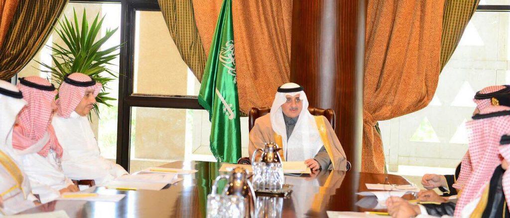 أمير تبوك يرأس اجتماع اللجنة الإشرافية للتوطين بالممكلة