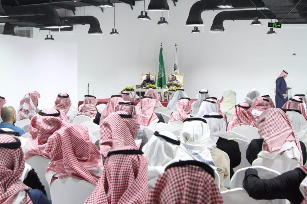 مدير جامعة الجوف يلتقي المعيدين والمحاضرين من الجنسين بالجامعة