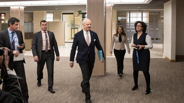 جنيف8 يراوح مكانه.. الانتقال السياسي عقدة العقد