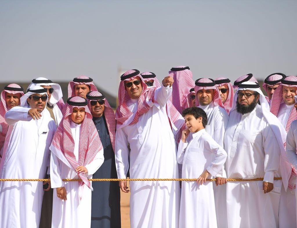 """الأمير فيصل بن سلمان يوجه باعتماد موقع """"مهرجان ناركم حية"""" مقرا دائما للقرية التراثية بالصويدرة"""