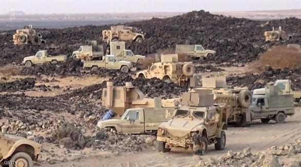 مصدر عسكري يمني : قوات الشرعية اليمنية تسيطر على عدد من المواقع في الحديدة