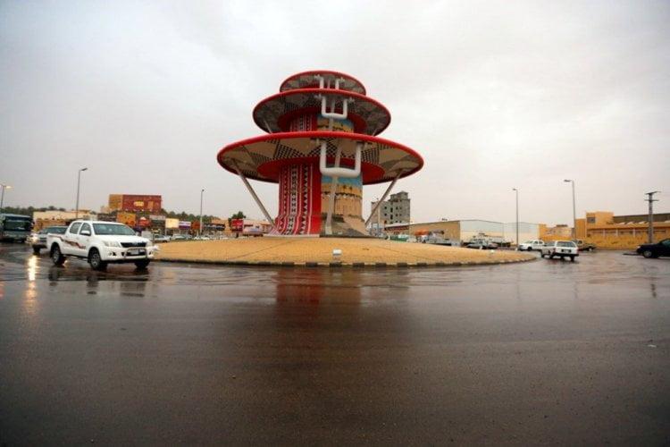 طقس الأحد فرصة لهطول أمطار رعدية على الجوف والشمالية وتبوك صحيفة المناطق السعوديةصحيفة المناطق السعودية