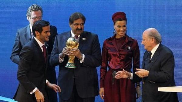 قطر دفعت 22 مليون دولار ثمنا لصوت رئيس اتحاد البرازيل