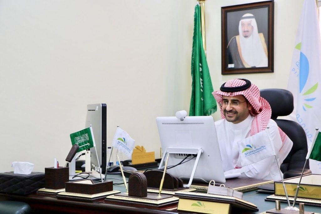 الدكتور العازمي نائباً لمدير مدينة الأمير محمد بن عبدالعزيز الطبية