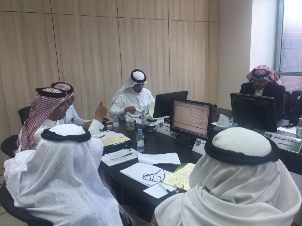 المجلس البلدي لأمانة منطقة عسير يعقد اجتماعه العادي رقم  34