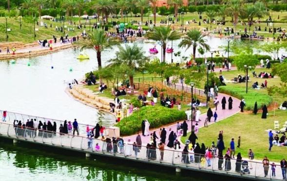 أكثر من 20 رحلة سياحية في الرياض خلال الإجازة المدرسية