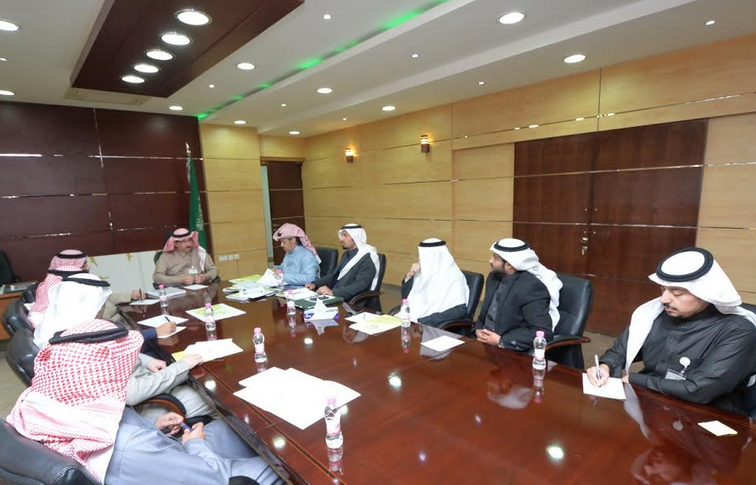 """أمين الجوف """" يناقش اجتماع قادة مبادرات خطة مدينتي 2018"""
