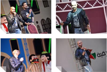 """مهرجان """"ليالي شرقية"""" جمع دول عربية في الابتسامة واستعادة أمجاد الماضي"""