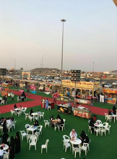 ثقافات الشعوب الإسلامية في مهرجان نوارية مكة
