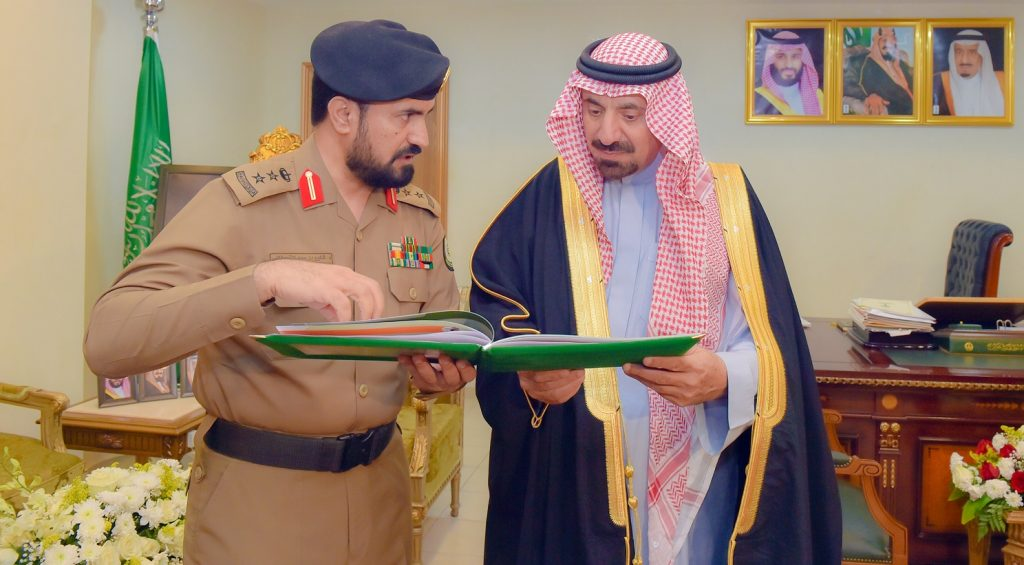 أمير نجران يشيد بالجهود الإصلاحية للسجون