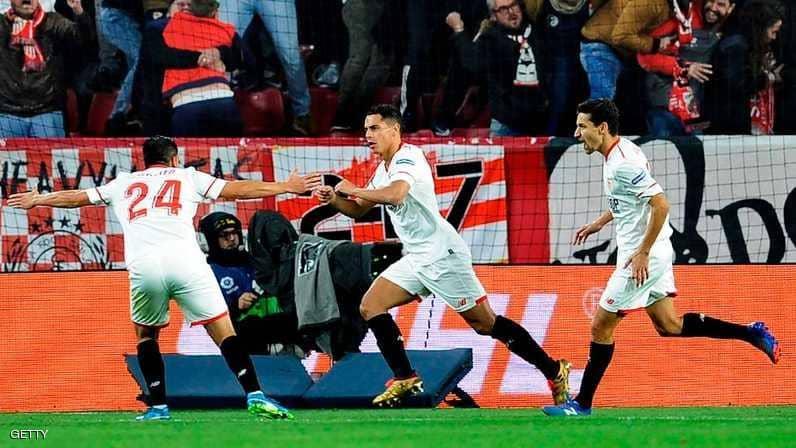 إشبيلية وإسبانيول إلى ربع نهائي كأس إسبانيا