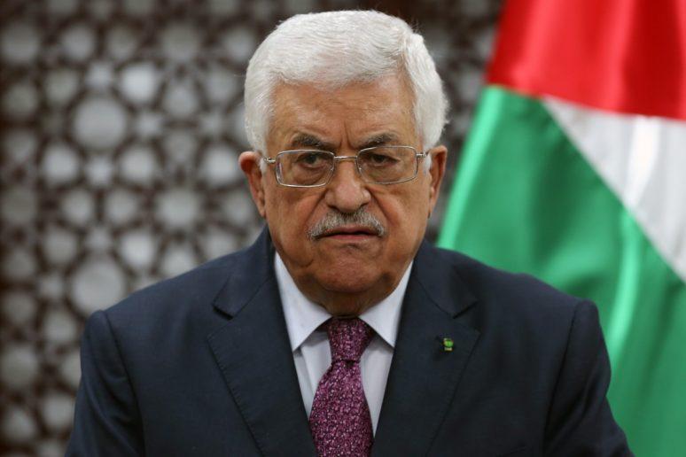 الرئيس عباس يطالب الاتحاد الأوروبي بالاعتراف بدولة فلسطينية