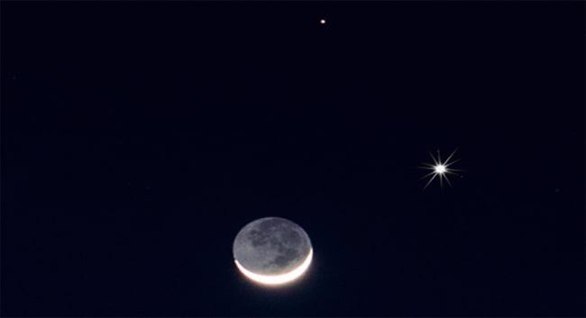 فلكية جدة: مثلث سماوي يزين سماء المملكة الليلة