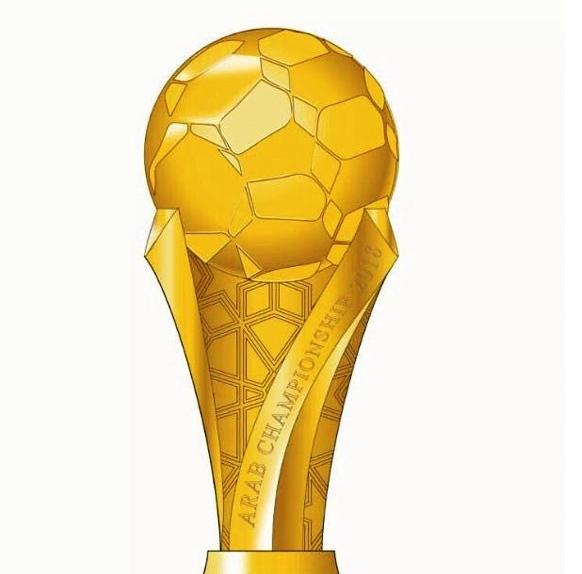 «آل الشيخ» يكشف عن التصميم الجديد لكأس البطولة العربية