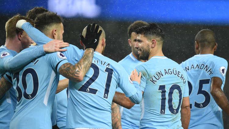 مانشستر سيتي يستعيد نغمة الانتصارات في الدوري الإنجليزي