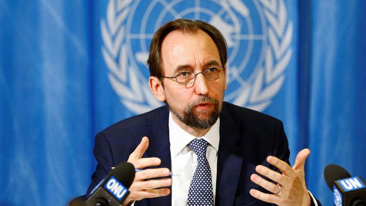 الأمم المتحدة تطالب النظام الإيراني بضبط النفس والتحقيق في مقتل محتجين