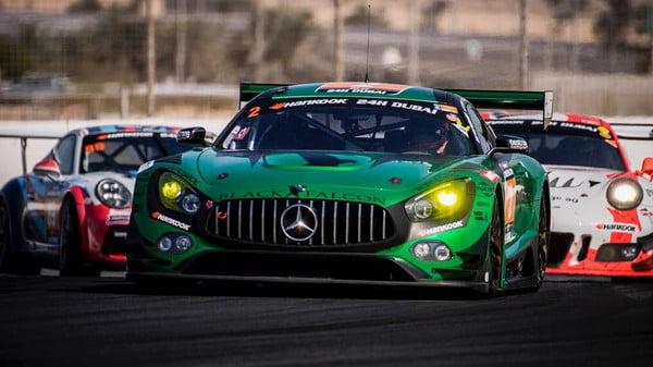 عبدالعزيز بن تركي الفيصل بطلاً لسباق دبي 24 ساعة