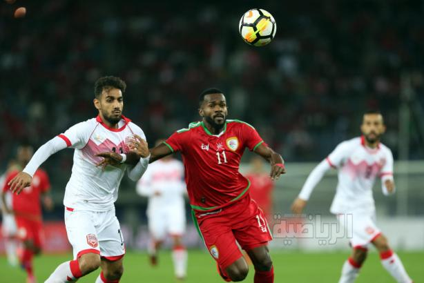 خليجي 23 : عمان تصل إلى نهائي البطولة بفوزها على البحرين