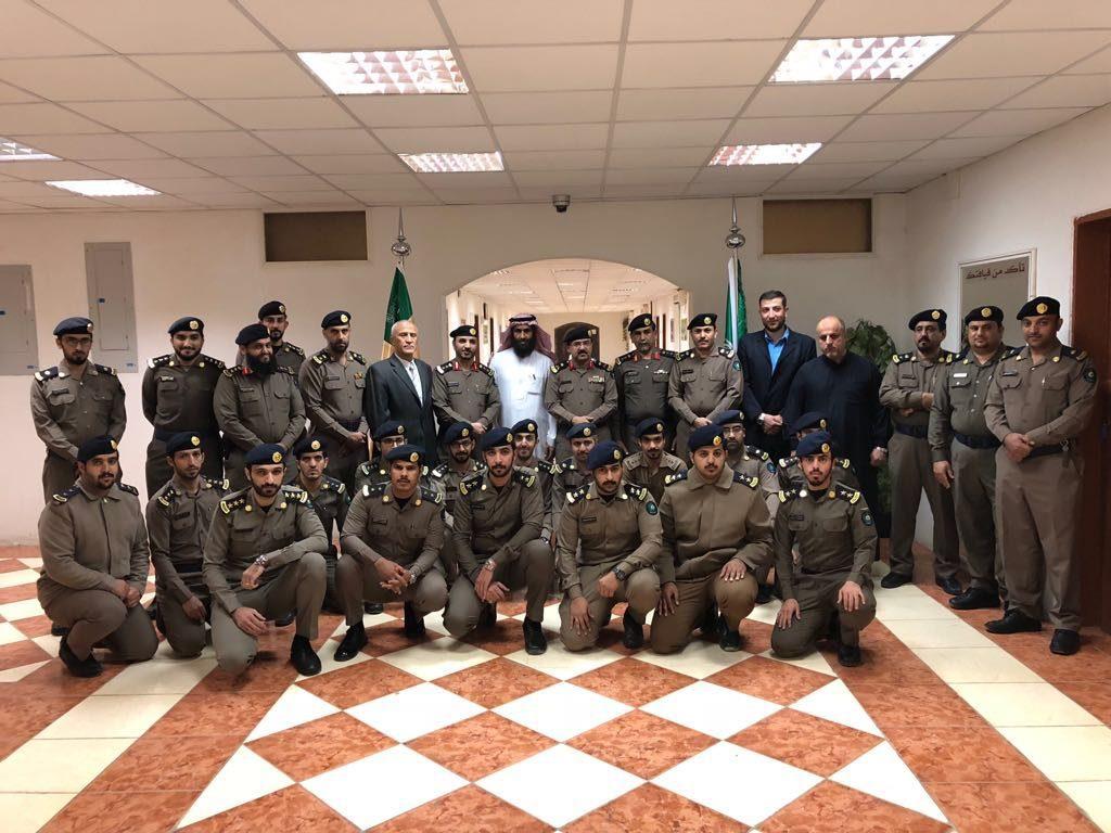 """جامعة نجران تعلن انطلاق شراكتها التدريبية مع الدفاع المدني بدورة """"إدارة الأزمات والكوارث"""""""