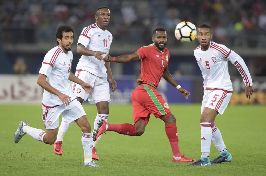 منتخب عمان بطلاً لـ خليجي 23 بفوزه على الإمارات بركلات الترجيح (5-4)