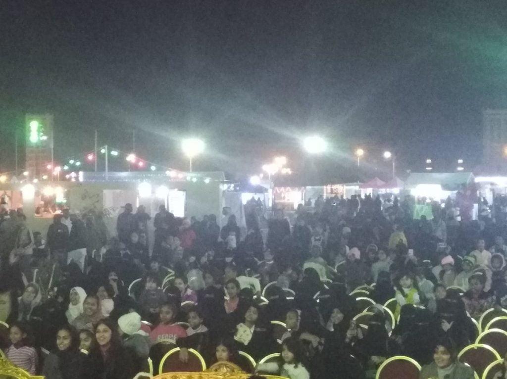 """جاليات عربية تتوافد الى الشرقية لمشاهدة عروض حية وحكايات تاريخية في مهرجان """"ليالي شرقية"""""""