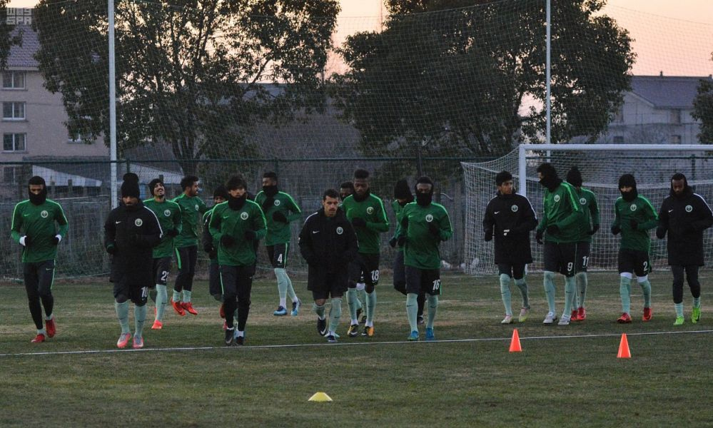 المنتخب السعودي الأولمبي يلتقي نظيره العراقي غداً