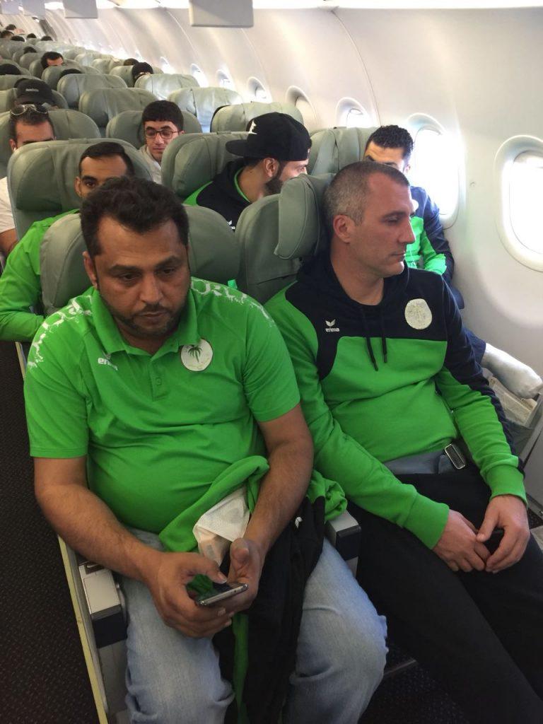 للمشاركة في التصفيات الآسيوية المؤهلة لكأس العالم .. أخضر اليد يغادر إلى سيؤول الكورية
