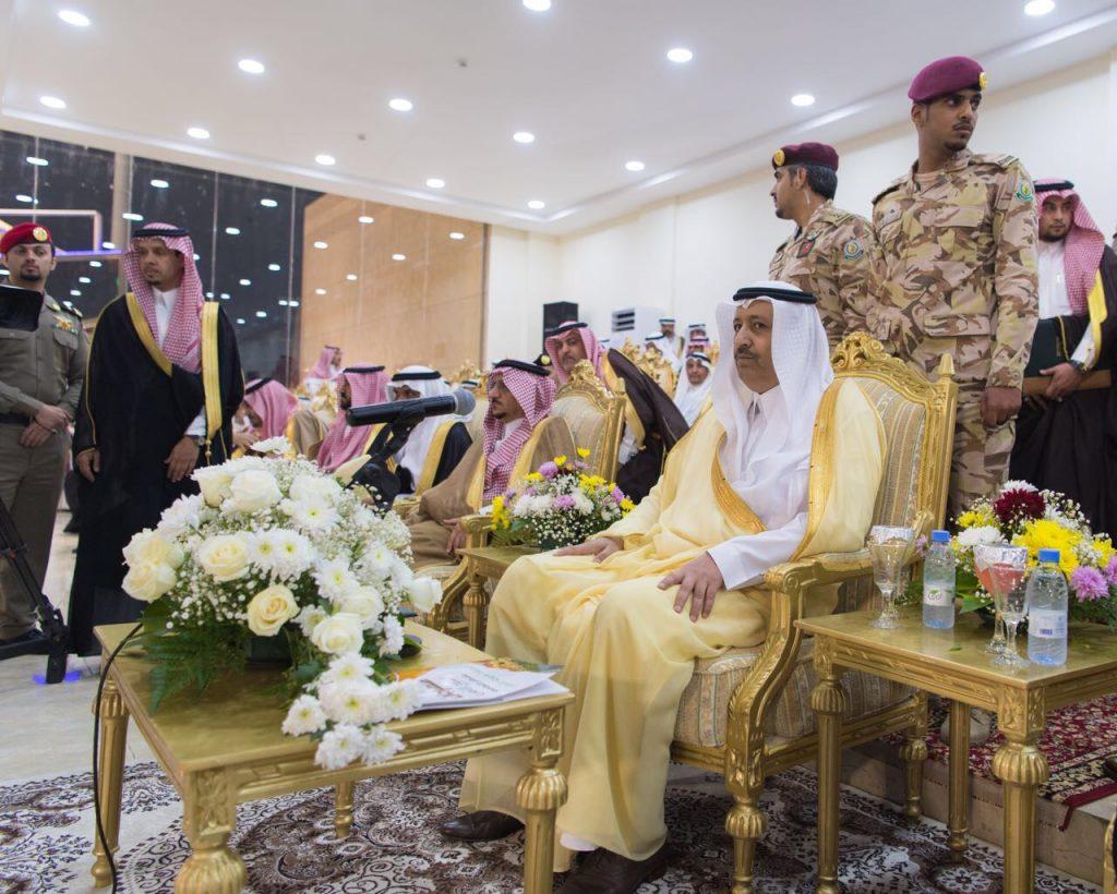 أمير الباحة يدشن فعاليات المهرجان الشتوي الثامن بمحافظة المخواة