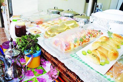 أكثر من 30 أسرة منتجة تشارك في المهرجان الشتوي بالمخواة