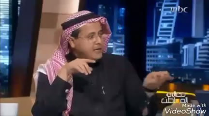 """عبدالله بن ربيعان: يجب أن يكون حساب المواطن """"كريم"""".. والوقت غير مناسب للاقتصاد لتطبيق هذه الضريبة"""