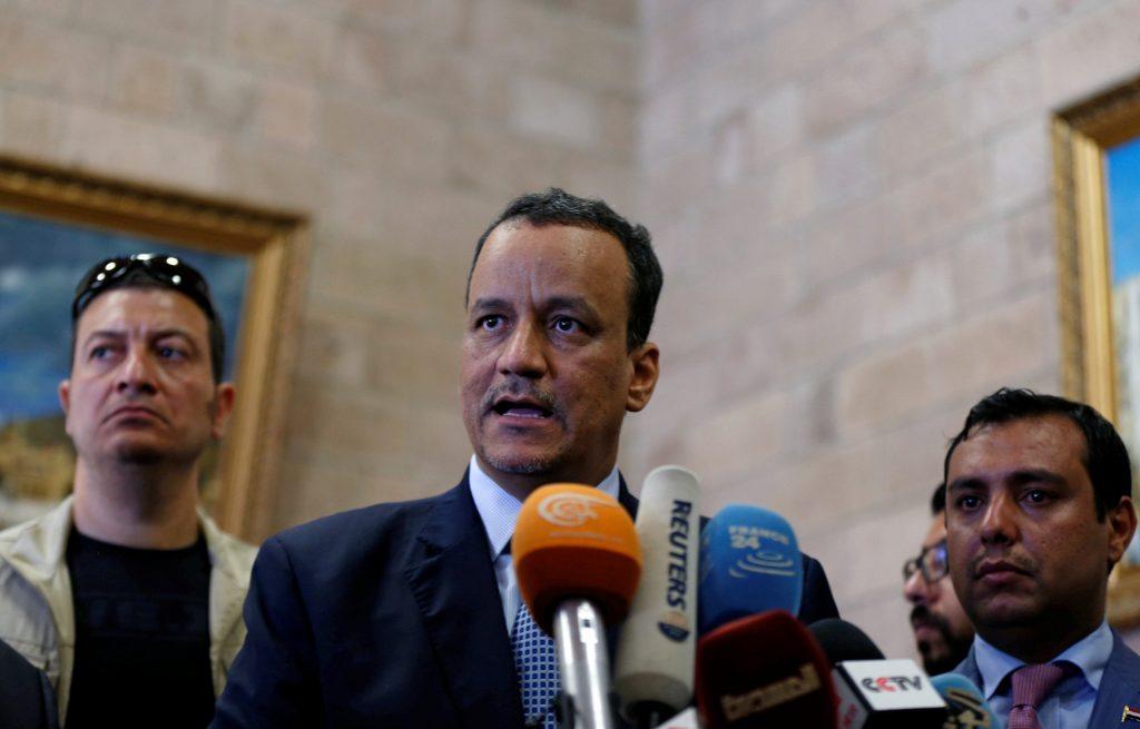 ولد الشيخ: الأطراف اليمنية ستستأنف مشاورات السلام