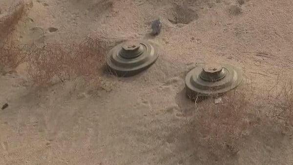 مصادر: انفجار لغم حوثي في مركز حدودي بـجازان يتسبب بوفاة 5 مواطنين