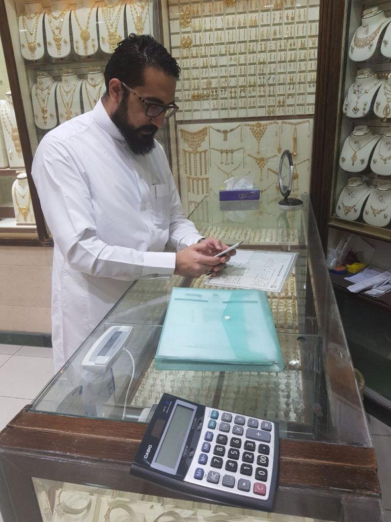 حملات تفتيشية أمنية لتعقب مخالفي أنظمة العمل بمحافظة راس تنورة