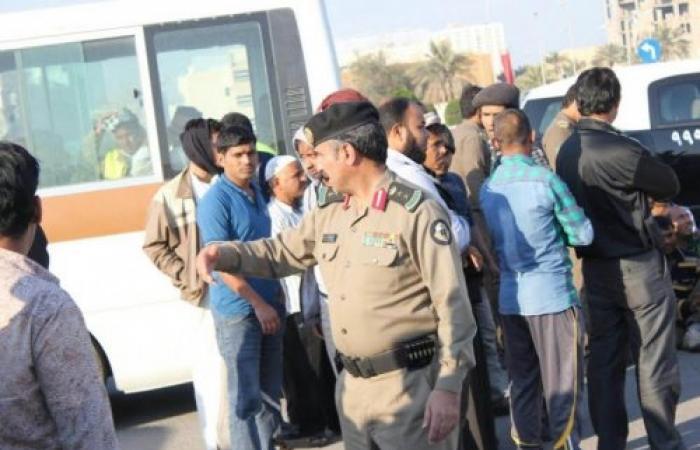 وطن بلا مخالف .. ضبط 337 ألف مخالفاً في جميع مناطق المملكة