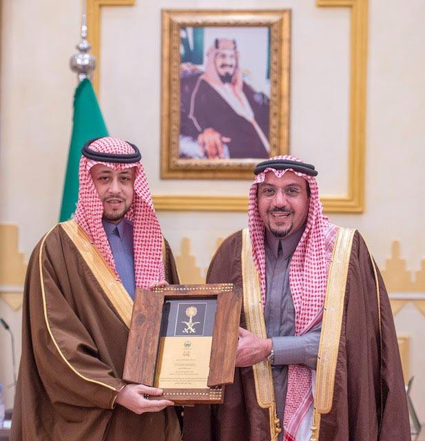أمير القصيم يكرم نائبه ورجال أعمال لتبرعهم لجمعية الإسكان الأهلية