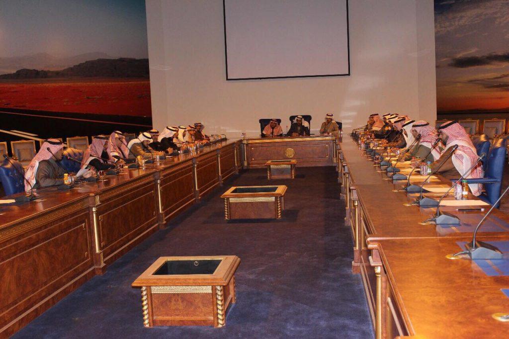 بلدي تبوك يعقد اجتماعه الـ 28 ويستعرض ميزانية أمانة منطقة تبوك