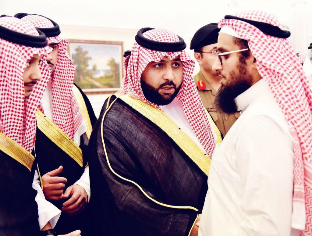 أمير منطقة جازان بالنيابة يستقبل المواطنين والمشايخ .. مساء غد الاربعاء