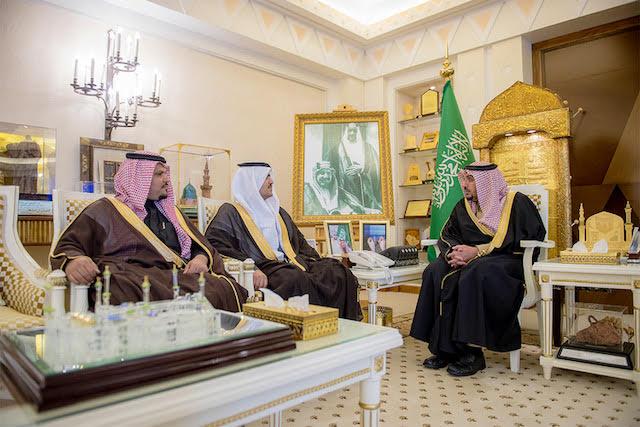 أمير القصيم: على الجمارك مسؤوليات كبيرة تجاه حماية حدود الوطن