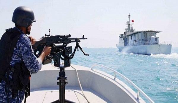 المساندة الفنية بالقوات البحرية