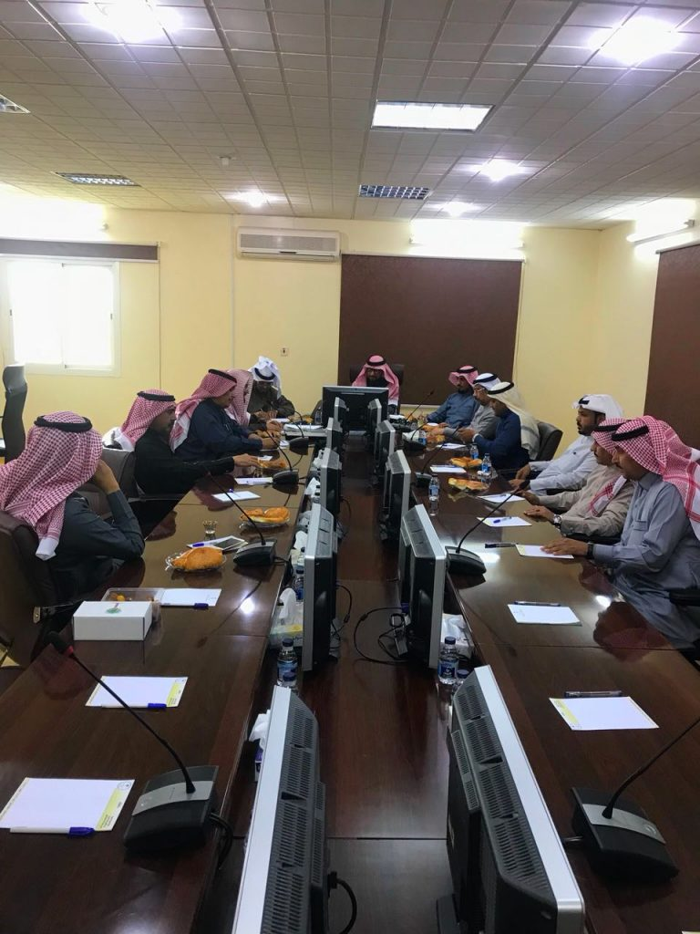 الفرص الاستثمارية على طاولة المجلس البلدي بالجوف