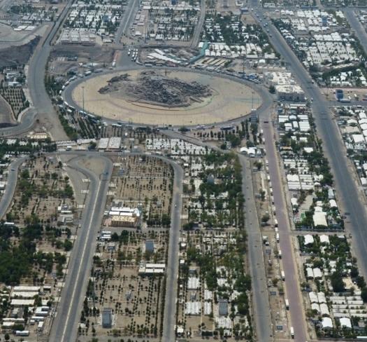 الأرصاد: رياح بسرعة «55» كيلومتراً على مكة والمدينة