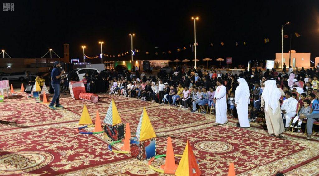 أكثر من 17 ألف زائر وزائرة في مهرجان ساحل عسير للتراث البحري