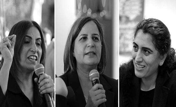 «تركيا» تعاقب برلمانيات كرديات أضربْن عن الطعام لأجل عفرين