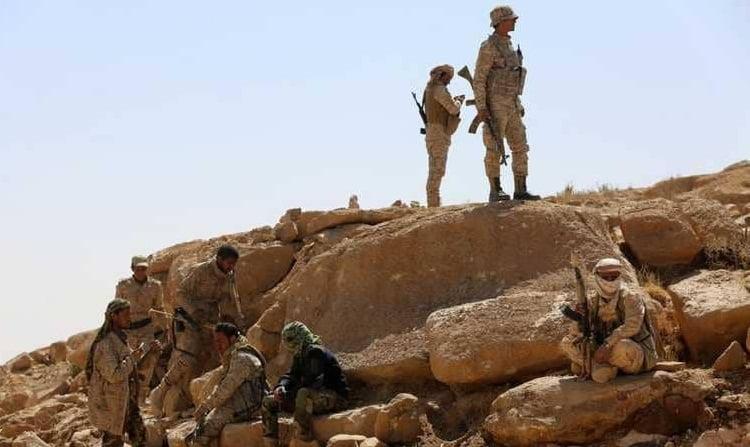 ضبط صواريخ إيرانية بعيدة المدى في مواقع خسرها الحوثيون
