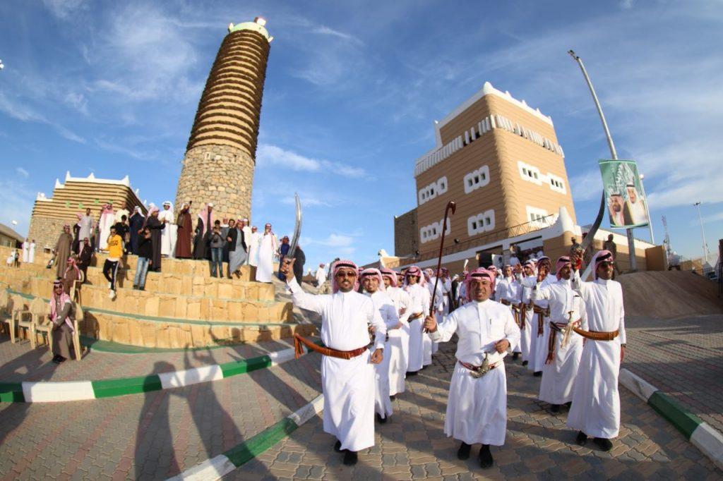 منذ 3 عقود.. قرية عسير أول قرية يتم بناؤها على أرض الجنادرية ولازالت تجذب آلاف الزوار يومياً