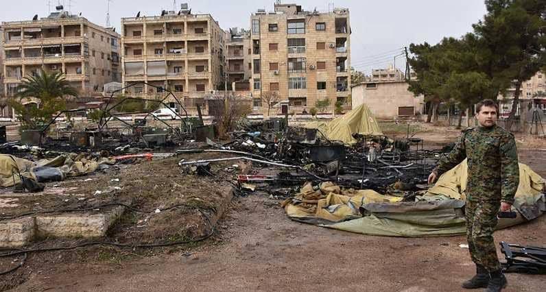 مقتل روس في اشتباكات مع قوات التحالف في سوريا