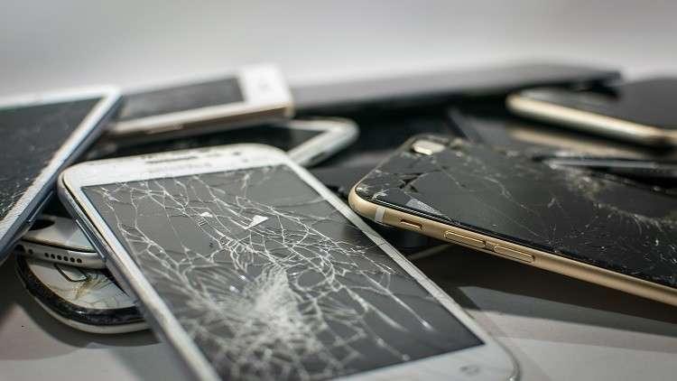 شاشات من الماس يمكنها القضاء على كابوس تحطم الهواتف