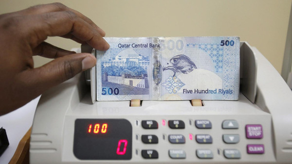 """البنوك القطرية تختنق .. و """"التجاري"""" أكبر دليل"""