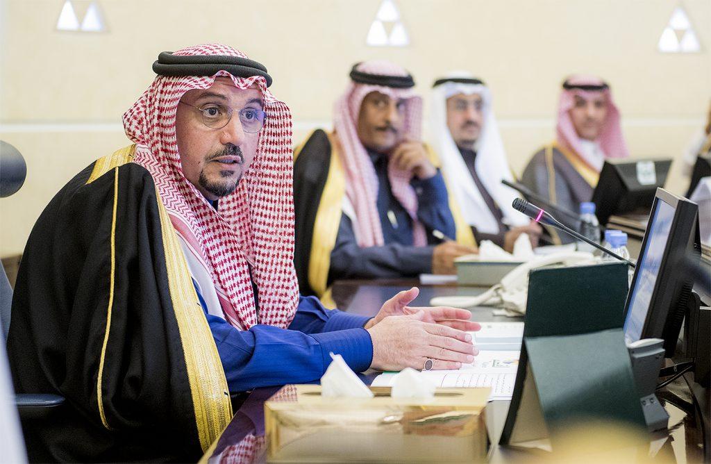 أمير القصيم يشدد على لجان التنمية أهمية الاستفادة من الحراك السياحي